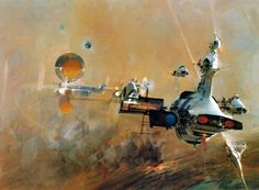 Sunday Sci-Fi Vol. 1 » ISO50 Blog – The Blog of Scott Hansen (Tycho / ISO50)