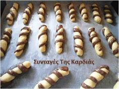 Greek Sweets, Greek Desserts, Greek Recipes, Sausage, Easy Meals, Cookies, Meat, Food, Easter