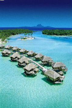 Le Taha'a Island Resort & Spa.