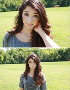 Emily Rudd. I am officially obsessed with her. She is perfection.