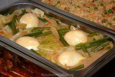 Sajoer lodeh (gemengde groenten in kokossaus) - Keuken♥Liefde