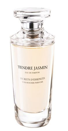 """Eau de parfum Tendre Jasmin -   """"Very nice Jasmine scent without being a heady overpowering perfume. Easy to wear for any occasion. Love it!"""" –jdpick october 28 2011 #yvesrocher #fragrance #tendrejasmin"""