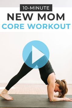Tone your lower belly pooch with this home workout video - The Best Lower Ab Workout For Women! 10 bodyweight, lower abs exercises to do post-baby Workout Calendar, Workout Schedule, Weekly Workouts, Body Workouts, Workout Plans, Post Baby Workout, Post Pregnancy Workout, Lower Ab Workout For Women, Best Lower Ab Exercises