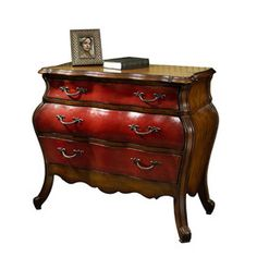 I pinned this from the Pulaski - Classic & Handsome Accent Furniture event at Joss and Main!