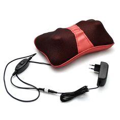 Mua Gối massage hồng ngoại đa năng Verygood PL818 chính hãng, giá tốt tại Lazada.vn, giao hàng tận nơi, với nhiều chương trình khuyến mãi giảm