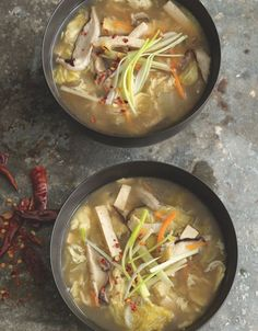 Sumptuous Sour Soup (Say That 5 Times Fast) photo