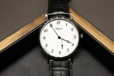 Introducing: The Breguet Classique 7147, With An Enamel Dial (Live Pics & Pricing)