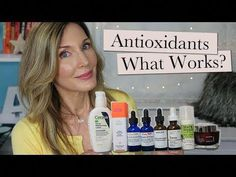 Antioxidats for Anti-Aging ~ What Works, How to Choose #MakeupTutorialStepByStep Anti Aging Facial, Anti Aging Tips, Anti Aging Serum, Anti Aging Skin Care, Anti Aging Medicine, Creme Anti Age, Best Anti Aging Creams, Skin Care Remedies, Cool Ideas