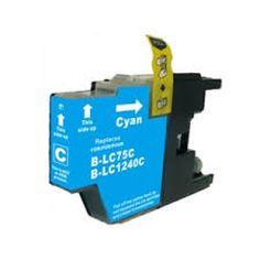 Compatible Cyan Brother LC1240C Ink Cartridge €5.09
