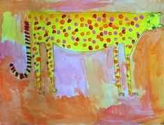 Kindergarten's Leopards