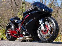 Custom Street Bikes | McCoy Motorsports Yamaha R1 Custom McN02 Showbike - Tobefast