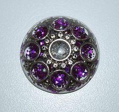* Pocket Orgonite* Pink/Purple Circles