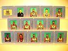 For Sale - 1995/96 NBA Slide Transparency Set 14 Milwaukee Bucks Mobley Respert Robinson