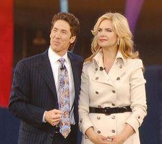 Joel & Victoria Osteen...