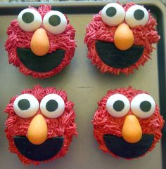 Creative and cool cupcakes