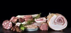 Salumi Toscani realizzati con carne di maiali pesanti nazionali