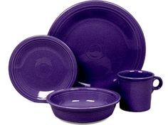 Place Setting (4-pc.): Plum by Fiesta