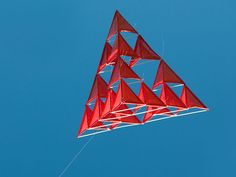 Learn to fly! Build one of these simple kites and reach for the skies.