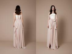 Daalarna - Wedding dresses and evening gowns of fashion designer Anita Benes.