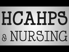Working Nurse | HCAHPS - YouTube