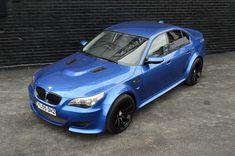 BMW M5 E60 Wide Arch Body Kit by Xclusive Customz