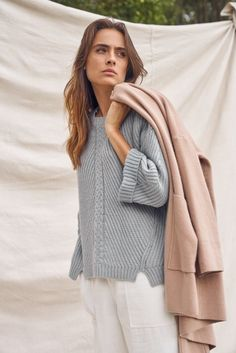 We have had a fresh injection of this season's hottest knitwear including wool blend sweaters, cotton jersey jumpers, cotton loungewear, linen shirts and our usual bohemian style midi and maxi dresses Modern Bohemian, Bohemian Style, Linen Shirts, Australian Fashion, Fashion Labels, Loungewear, Jumpers, Maxi Dresses, Boho Dress