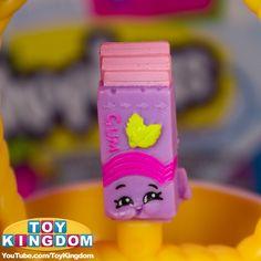 Shopkins Season 2 Yummy Gum, I found this in a 5 pack of Shopkins #shopkins…