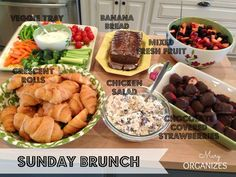 ideas for easy sunday brunches easy brunch menu brunch menu and