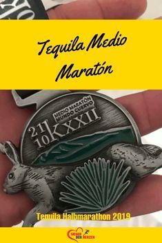 Ich konnte beim Tequila Medio Maratón 2019 starten. Nach 3 Jahren Laufpause war dies mein Halbmarathon Comeback. Lies hier was ich dabei erlebt habe. Tequila, Triathlon, Half Marathons, Bicycling, Keep Running, Triathalon