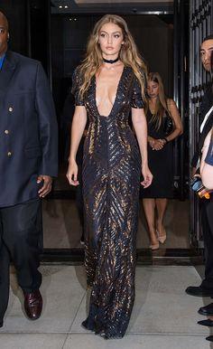 Gigi Hadid makes our best dressed list.