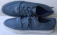 ce470608900 Beautiful Blue Creative Recreation Lo Men s Sneaker SZ 17 Worn 2 Times   fashion  clothing