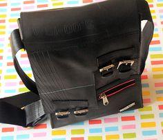 Recycled Felt & Tube - Handbag