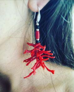 Coral Earrings, Jewelry, Instagram, Fashion, Bangs, Moda, Jewlery, Bijoux, La Mode