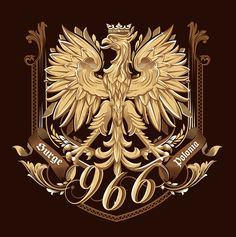 T-shirt designs created for polish clothing company Surrge Polonia. All designs are inspired by national polish symbols and the most glorious moments in polish history. Polish Symbols, Polish Clothing, Poland History, Lion Photography, Patriotic Tattoos, Eagle Logo, Polish Pottery, Family Crest, Coat Of Arms