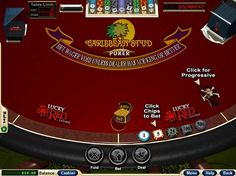 Caribbean stud #poker http://www.24hr-onlinecasinos.com/table-games/caribbean-stud-poker/