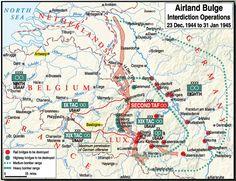 The AirLand Battle of the Bulge By Matthew B. Caffrey Jr. (Strategic & Tactics, #233) | World War II Social Place