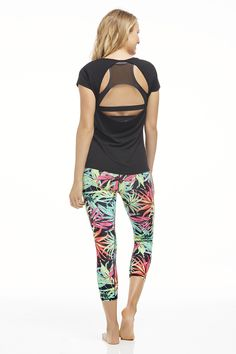 This outfit and print is amazing!  Please bring this back @FABLETICS