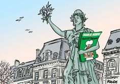 Placide - Mahomet ressuscite Charlie Hebdo