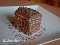 Fotorecept: Rýchly koláč z Bebe keksov a smotany - Rýchlovka z Bebe keksov
