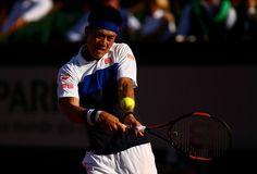 Kei Nishikori Photos - 2015 French Open - Day Ten - Zimbio