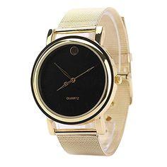 Minetom Elegante Frauen Runde goldene Legierung Gürtel Armbanduhr Quarz-Armbanduhr Uhr Top Watch ( Schwarz ) Minetom http://www.amazon.de/dp/B00Z76KA2A/ref=cm_sw_r_pi_dp_VdEkwb04T2BTJ