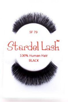 BLACK SUBTLE LENGHT FALSE LASHES