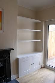 BUILT-IN BOOKCASES & SHELVING -Old fashioned? Practical!