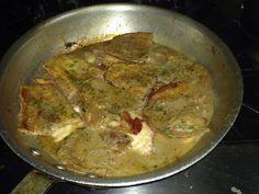 Chicken Sorrentino (prosciutto, eggplant, provolone)