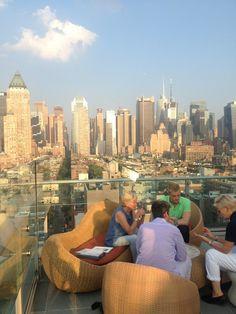 The Press Lounge i New York, NY