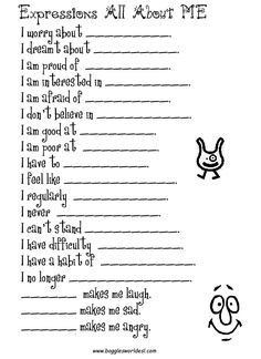 Worksheets Free Self Esteem Worksheets free printable self esteem worksheets awesome pick me up and might be a good way to start the year especially if you have lot worksheets