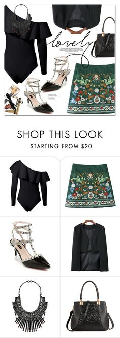 """""""Lovely"""" by oshint ❤ liked on Polyvore featuring Tom Binns and Givenchy"""