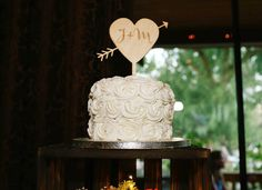 Heart & Arrow cake topper. Customer Photos Vol. 4 - Tiffzippy