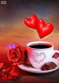 Loredana ☕️ Morning Love, Morning Coffee, Mugs, Tableware, Nature, Tea, Breakfast, Google, Amor