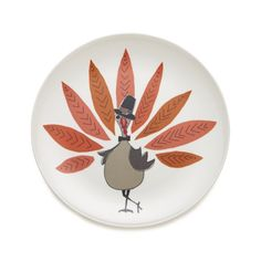 Shop melamine dishes, plates and bowls at Crate and Barrel to liven up your outdoor dining experience. Thanksgiving Shopping List, Thanksgiving Tree, Thanksgiving Dinnerware, Turkey Fan, Turkey Plates, Appetizer Plates, Tree Wall Art, Plates And Bowls, Pilgrim